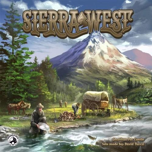 Sierra West (edycja angielska)