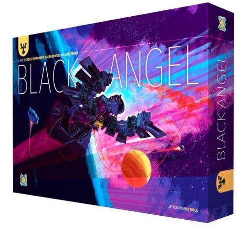 Black Angel (edycja angielska)