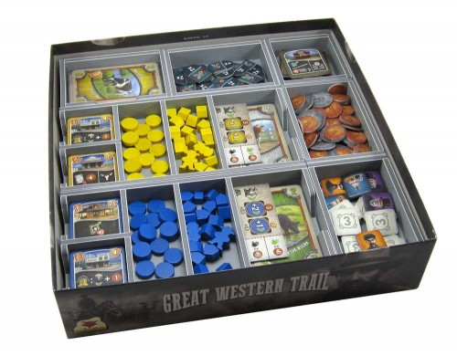 Folded Space - Insert Compatible with Great Western Trail