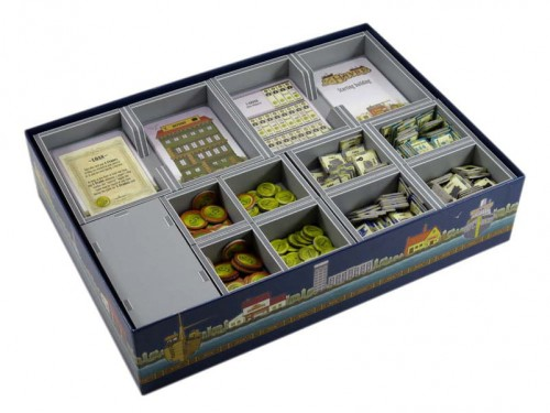 Folded Space - Insert Compatible with Le Havre