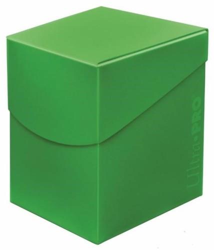 Pudełko na talie (Deck Box) - Eclipse Pro 100+ (Lime Green)