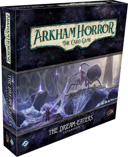 Arkham Horror: The Card Game The Dream-Eaters