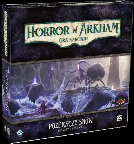 Arkham Horror: Gra karciana Pożeracze snów