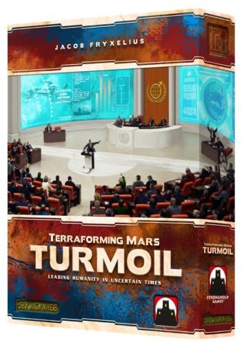 Terraforming Mars: Turmoil (Kickstarter edition)