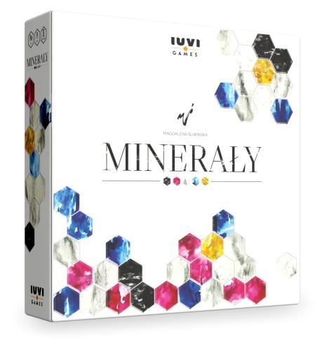 Minerały (plus promo)