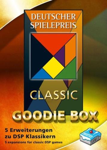 Deutscher Spielepreis Classic 2019 - Goodie Box