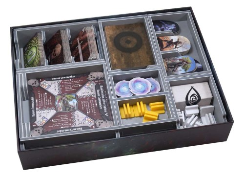 Folded Space - Insert Compatible with Gloomhaven: Forgotten Circles expansion
