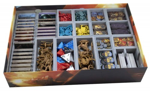 Folded Space - Insert Compatible with Kemet (FS-KEM)