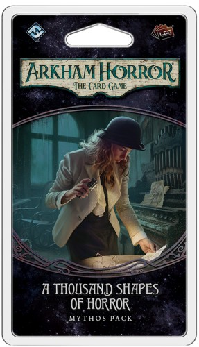 Arkham Horror: The Card Game - A Thousand Shapes of Horror Mythos Pack