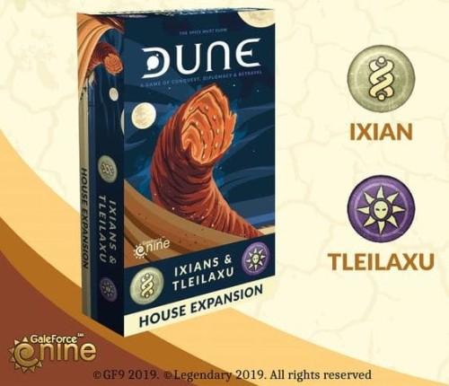 Dune: Ixians & Tleilaxu expansion