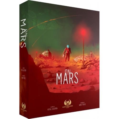 On Mars (Deluxe Kickstarter edition) (edycja angielska)
