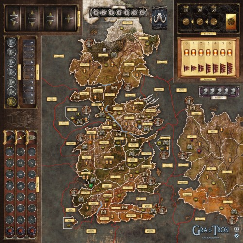 Gra o Tron: Matka smoków - mata