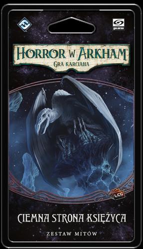 Horror w Arkham: Gra karciana Cykl Pożeracze Snów - Ciemna Strona Księżyca