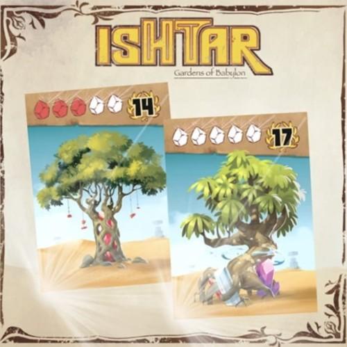 Ishtar - Gardens of Babylon - Foil Goodie Cards