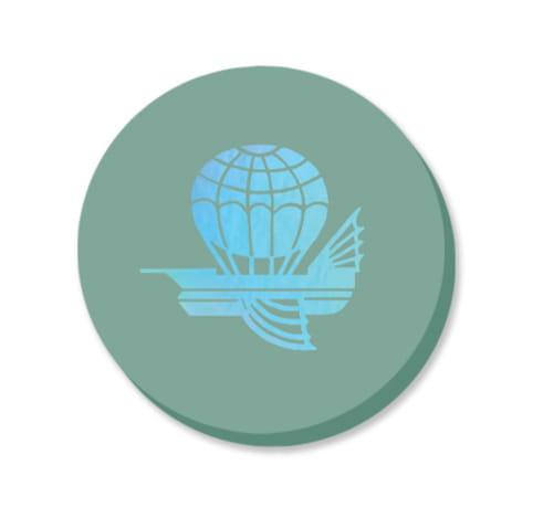 Feudum - Flying Epoch Marker in Foil