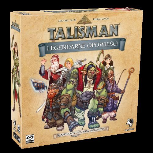 Talisman: Legendarne opowieści (plus promo)