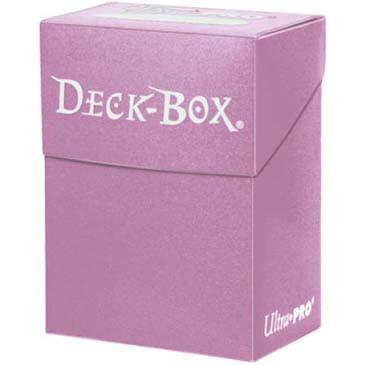 Pudełko na talie (Deck Box) - Pink (Różowe)