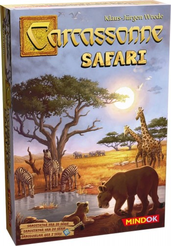 Carcassonne: : Safari (edycja polska)