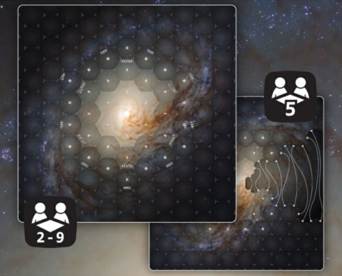 Eclipse 2nd Dawn of the Galaxy Playmat