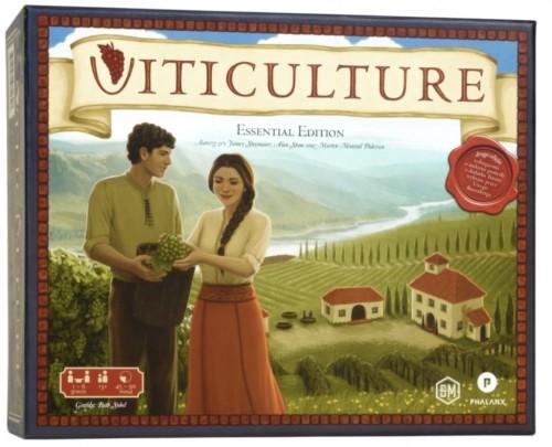 Viticulture: Essential Edition (edycja polska)