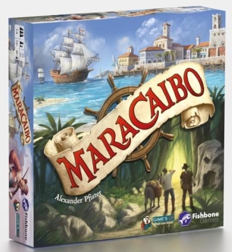 Maracaibo (edycja polska) plus minidodatek Armada