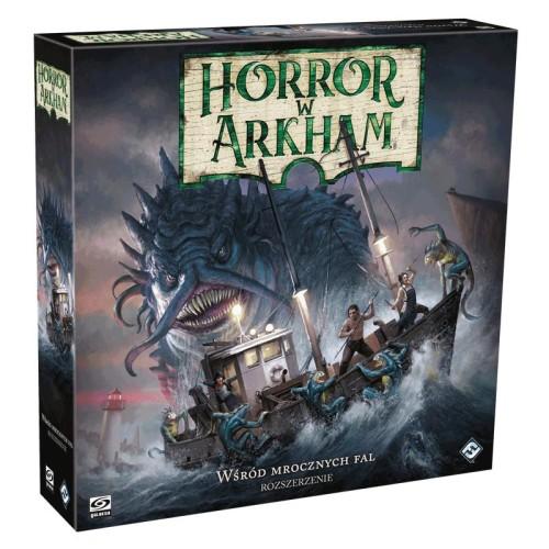 Horror w Arkham (trzecia edycja): Wśród Mrocznych Fal