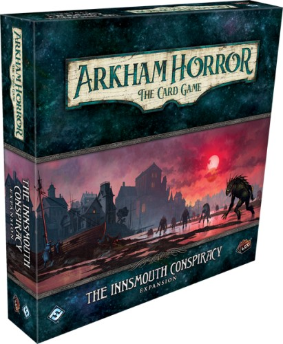 Arkham Horror: The Card Game The Innsmouth Conspiracy