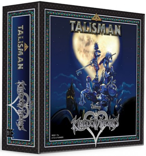 Disney Talisman: Kingdom Hearts
