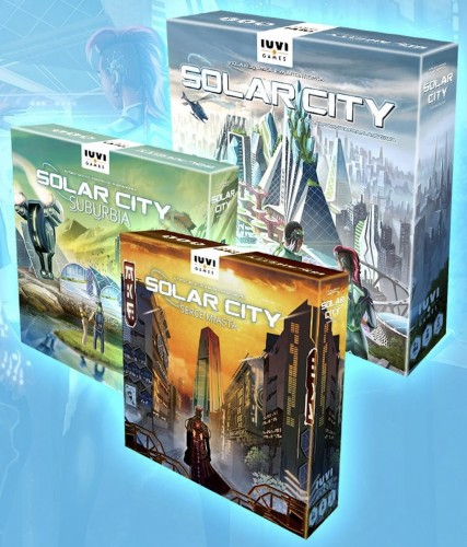 Solar City (pełny zestaw)