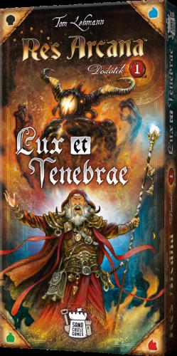 Res Arcana: Lux et Tenebrae (edycja angielska)