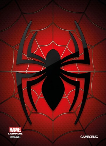 Gamegenic: MARVEL Art Sleeves (66 mm x 91 mm) Spider-man 50+1 szt.