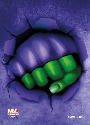 Gamegenic: MARVEL Art Sleeves (66 mm x 91 mm) She-Hulk 50+1 szt.
