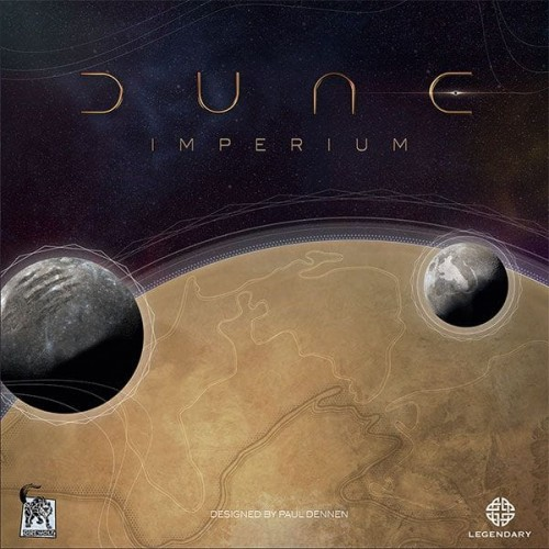 Dune: Imperium (edycja angielska)