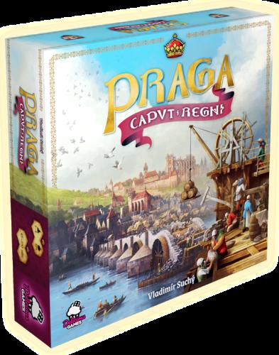 Praga Caput Regni edycja angielska)