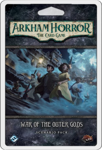 Arkham Horror: The Card Game War of the Outer Gods Scenario Pack