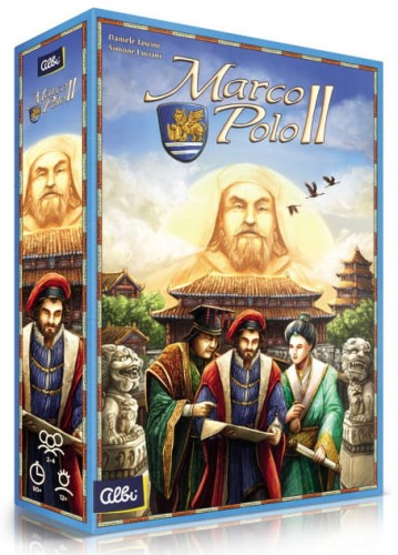 Marco Polo II (edycja polska)