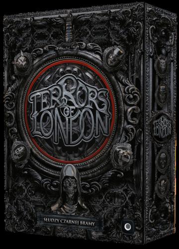 Terrors of London: Słudzy Czarnej Bramy