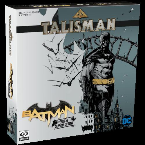 Talisman: Batman edycja Superłotrowska
