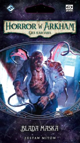 Horror w Arkham: Gra karciana Cykl Szlak do Carcosy - Blada Maska
