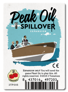 Peak Oil: Spillover expansion