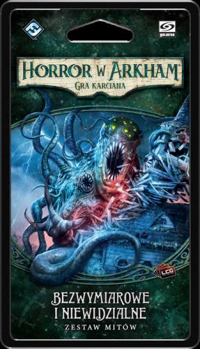 Horror w Arkham: Gra karciana - Zestaw Mitów - Bezwymiarowe i niewidzialne
