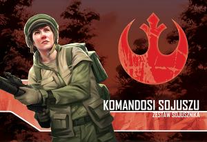 Star Wars: Imperium Atakuje - Komandosi Sojuszu- zestaw sojusznika
