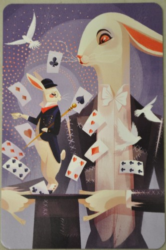 Dixit Magic Bunny promo