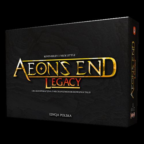 Aeon's End Legacy (edycja polska)