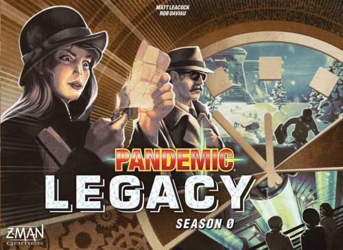 Pandemic Legacy: Season 0 (edycja angielska)
