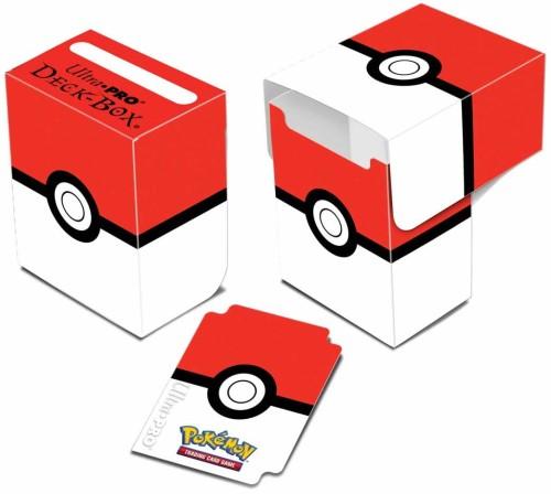 Pudełko na talie (Deck Box) - Pokemon Poke Ball
