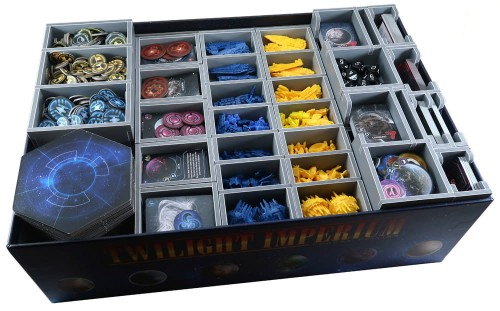 Folded Space - Insert Compatible with Twilight Imperium: Prophecy of Kings