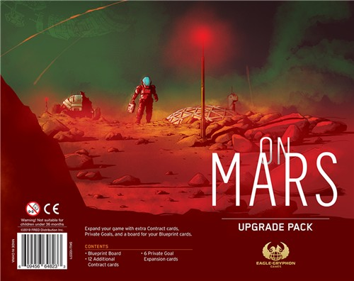 On Mars (Deluxe edition): Upgrade Pack