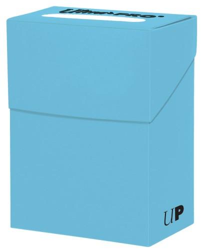 Pudełko na talie (Deck Box) - Light Blue (Jasnoniebieskie)
