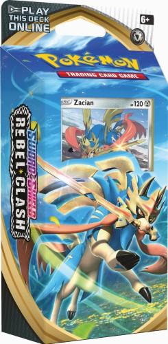 Pokemon TCG: Rebel Clash - Theme Deck (Zacian)